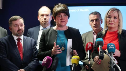 Coronavirus updates: NI leaders at loggerheads as O'Neill says Health Minister Swann 'too slow' to act