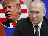 Trump says Russia should rejoin G7, claims Putin was booted because he 'outsmarted' Obama