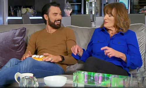 Celebrity Gogglebox fans shocked as Rylan Clark-Neal's mum calls him by his real name