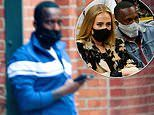 Adele's new boyfriend Rich Paul steps out at NYC photography studio to 'meet with singer'