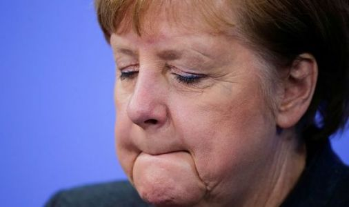 Oh dear, Angela! Merkel will be forced to break OWN debt limits as economy faces slump