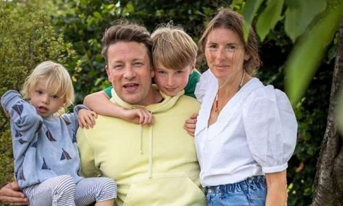Jamie Oliver makes surprising confession about son River