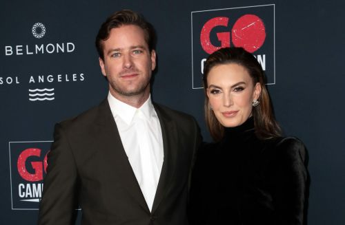 Armie Hammer splits from wife Elizabeth Chambers after 10 years of marriage