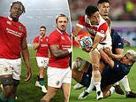 British and Irish Lions to take on Japan at Murrayfield next summer as warm-up for South Africa tour