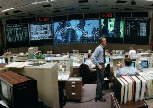 How a Thanksgiving Day gag ruffled feathers in Mission Control