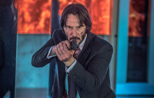 'John Wick' roller coaster set to open in Dubai next year