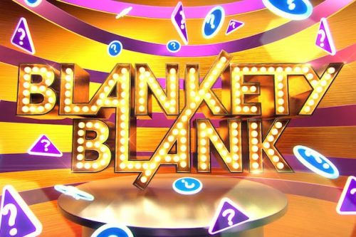 When is Blankety Blank Christmas special on TV? Host, line-up and latest news