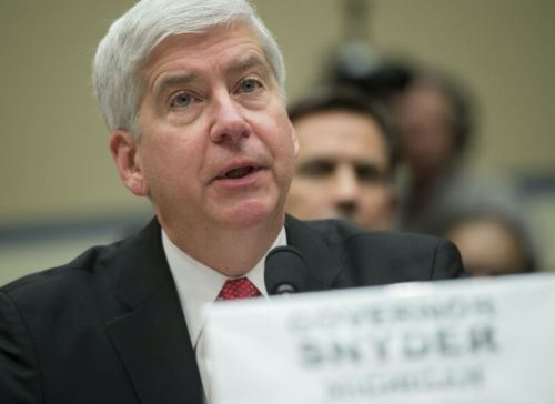 "Ex-Michigan governor indicted for ""willful neglect"" in Flint water crisis"