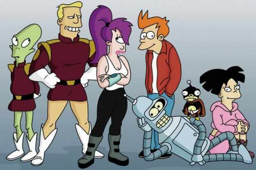 Futurama - how to watch and stream, what's it about and who's in the cast?