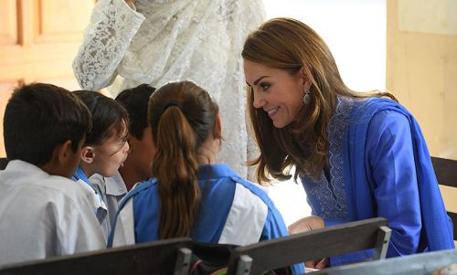 Royal tour day 2: Prince William and Kate Middleton visit Islambad school, Margalla Hills and attend glamorous reception