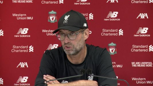 Watch Jurgen Klopp's post-match press conference - Liverpool 3-1 Arsenal