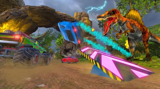 Cruis'n Blast review: '90s arcade racing, supercharged for the modern era