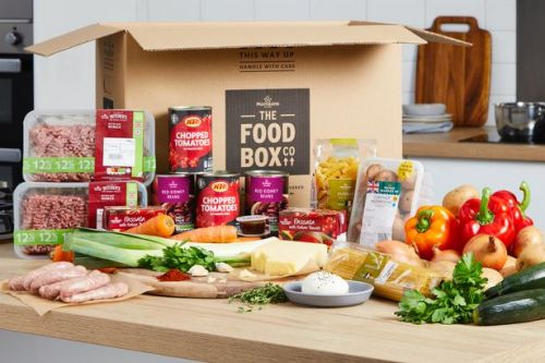 Morrisons unveils £30 food box that can feed a family of 4 with recipes included