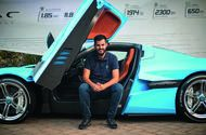 Mate Rimac on C Two progress and opening a British R&D centre