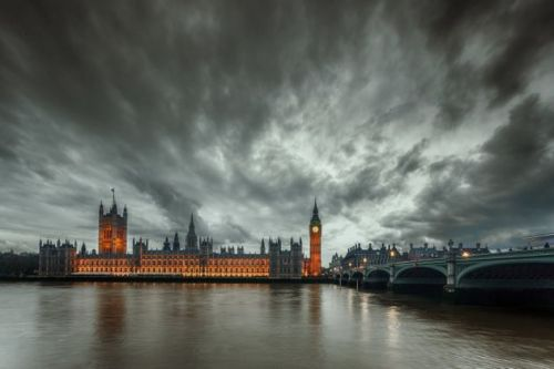 UK Set To Be Battered By First Named Storm Of The Season