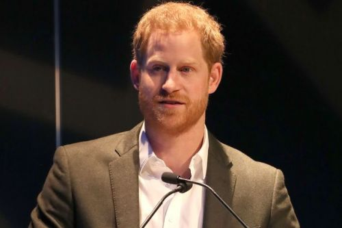 Prince Harry speaks at sustainable travel conference in Edinburgh as he carries out final royal duties