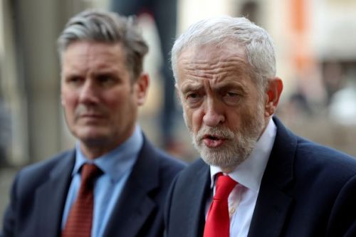 Keir Starmer warns Corbyn against 'civil war' saying 'I'm not purging anybody'