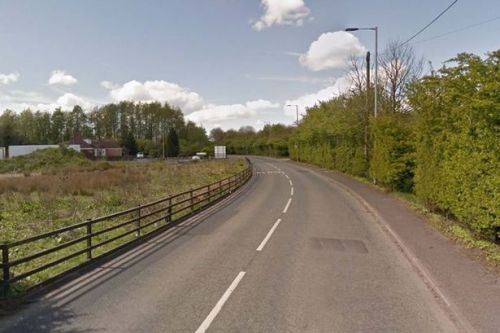 Mum dies and two young girls injured in three-car crash horror