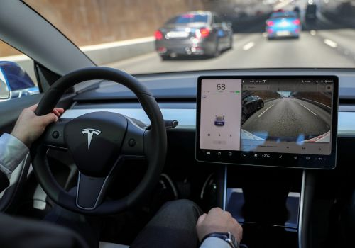 Tesla's Full Self-Driving tech keeps getting fooled by the moon, billboards, and Burger King signs