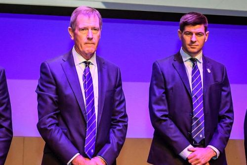 Dave King in Steven Gerrard Rangers spending response as former chairman insists there's 'no doubt' boss has been backed