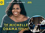 Michelle Obama launches podcast on Spotify to debut July 29