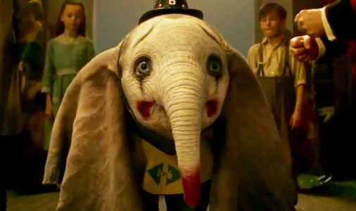 Dumbo TRAILER: New teaser for Disney's live action remake from Tim Burton - WATCH