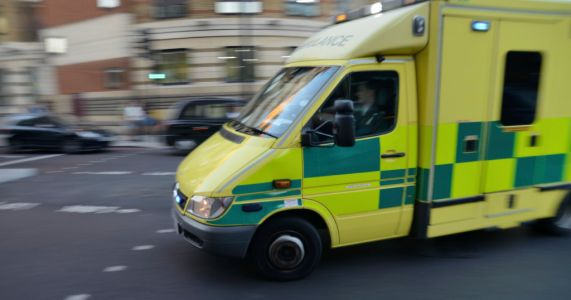 Two paramedics stabbed while answering call at house in Wolverhampton