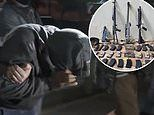 Hunt continues for at least 40 individuals who raised terror in Brazil and shot two cops