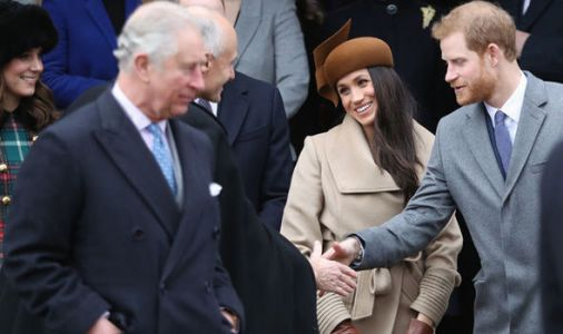 Meghan Markle to walk down the aisle with Prince Charles in Royal Wedding bombshell