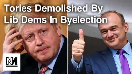 Lib Dems Beat Tories in Shock Byelection Win