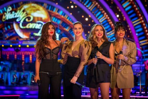 Little Mix fans praise powerful Strictly performance as all-female dance routine dominates dancefloor