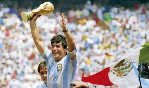 Diego Maradona dead: Gary Lineker and Marcus Rashford lead tributes to Argentina icon