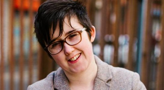 Lyra McKee Walk For Peace from Belfast to Londonderry in memory of murdered journalist