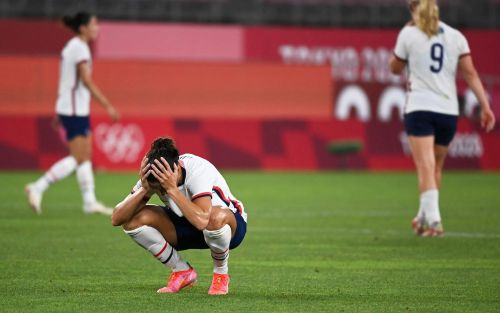 United States suffer Olympic semi-final defeat to Canada which stuns world of women's football