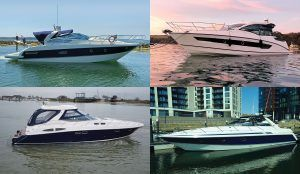 Secondhand boat buyers' guide: 4 of the best 45ft sportscruisers for sale