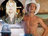 But now he's reached 55, JAN MOIR says she's mad for Brad Pitt all over again