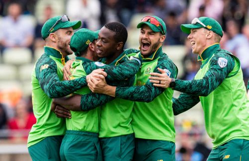 Kagiso Rabada reiterates Black Lives Matter support as South Africa opt against taking knee during England series