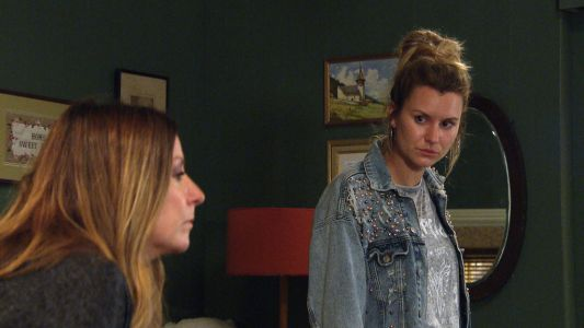 Emmerdale spoilers: Dawn Taylor is broken as she discovers Harriet Finch affair with DI Malone
