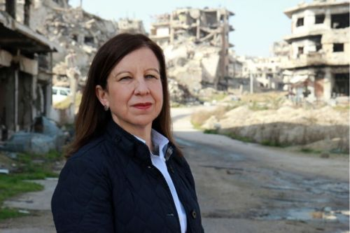 Lyse Doucet: 'There are times when I don't want to look at ruined landscapes - I just need calm'