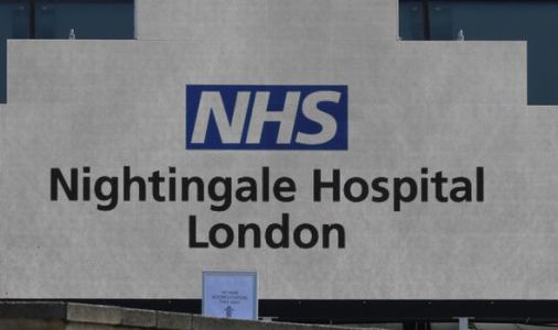 NHS constructs extra Nightingale hospitals to battle rising COVID-19 cases
