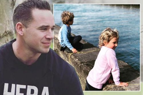 Kieran Hayler boasts about being a great dad as ex Katie Price focuses on her fitness