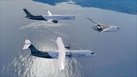 Future of aviation: Airbus to develop world's first zero-emission aircraft