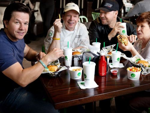 Mark Wahlberg's London Burger Restaurant Denies Reports of Imminent Sale