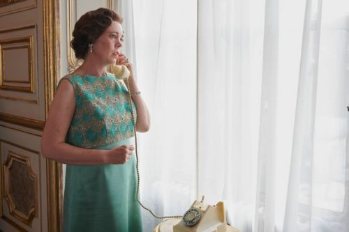 What time is The Crown season 3 released on Netflix UK?