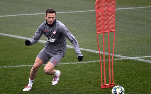 Manchester United on alert as Atletico Madrid prepare to consider £85m offers for midfielder Saul Niguez