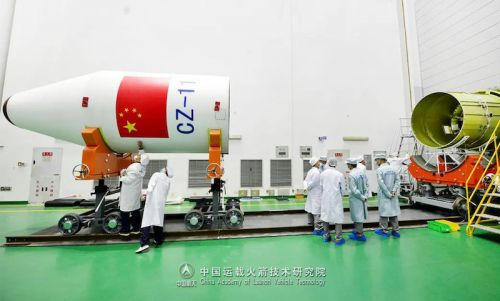 Two Chinese launches deploy satellites for Earth-imaging, tech demonstrations