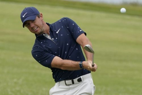 Richard Bland sets clubhouse target to sit as US Open's unlikely leader