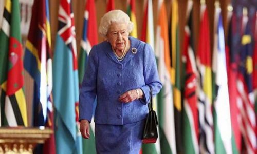 The Queen and Kate Middleton make appearance on Commonwealth Day TV special