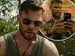 Chris Hemsworth stars in Netflix's gritty new action film Extraction