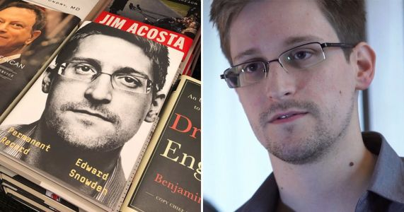 US government is suing NSA whistleblower Snowden